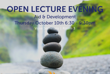 Vose Seminary Open Lecture Evening